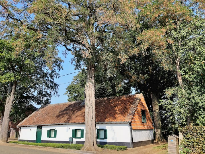 Lemen huis Houwaartse berg