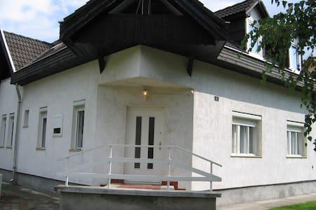Barzsó Vendégház Bogács - Bogács - Dům
