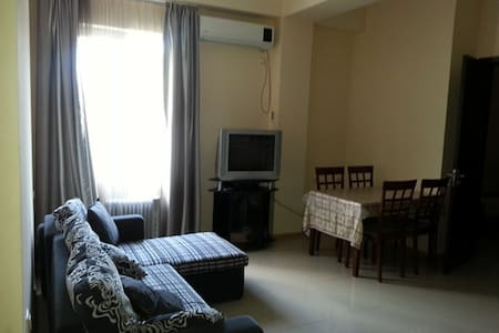 Relaxing seashore apartment in Kobuleti