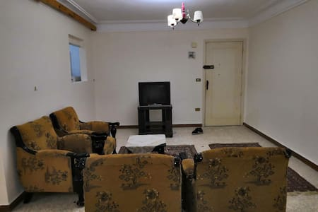 2 rooms spacious apartment in Iskander Ibrahim