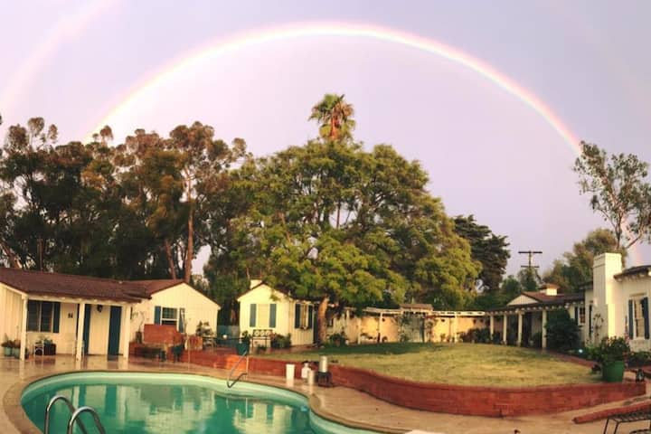 Panland: A California Ranch - The Guest Room