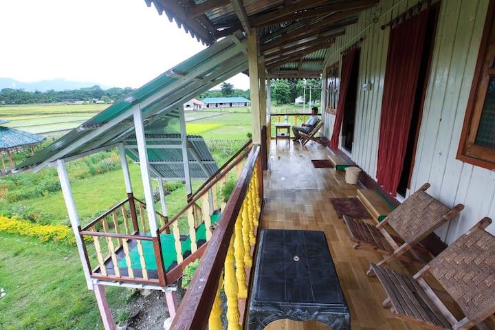 Buxa Homestay at Rajabhatkhawa