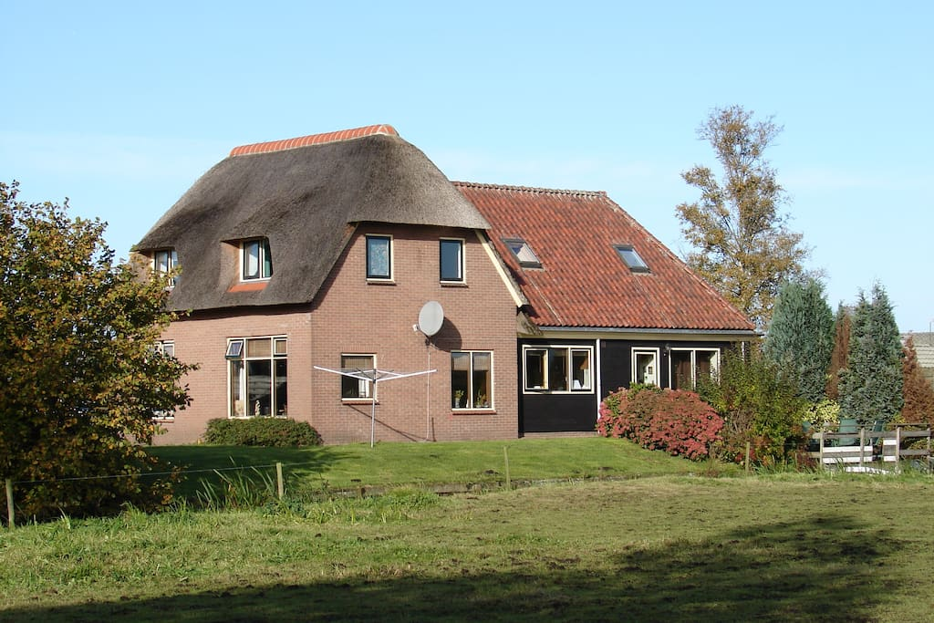 House - side view