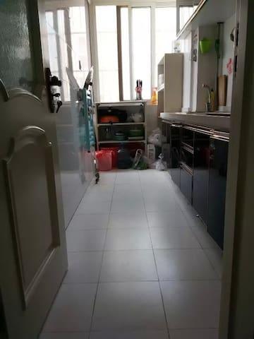 怀柔区九号院花园洋房 - Pequim - Apartamento