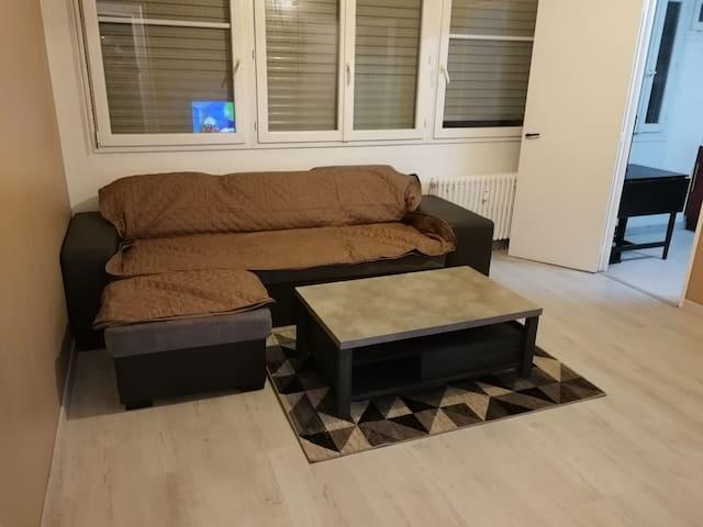 Beaux appartement calme pour séjour à Strasbourg