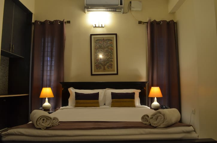 Bed & Breakfast in Koramangala, Bangalore - Bengaluru - Aamiaismajoitus