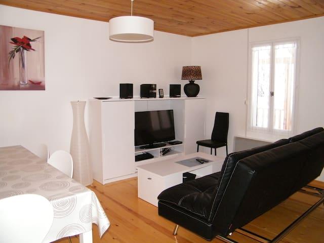 Appartement spacieux et confortable - Bolquère-Pyrénées 2000 - Lägenhet