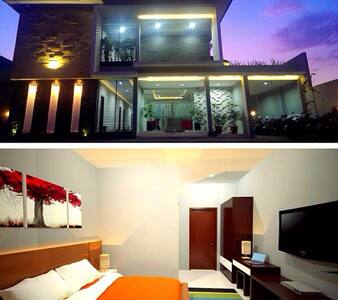 Exclusive House-partment Yogyakarta - 日惹 - 公寓