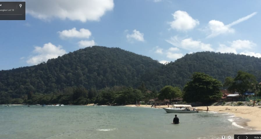 Essay about service holiday with my family at pulau pangkor