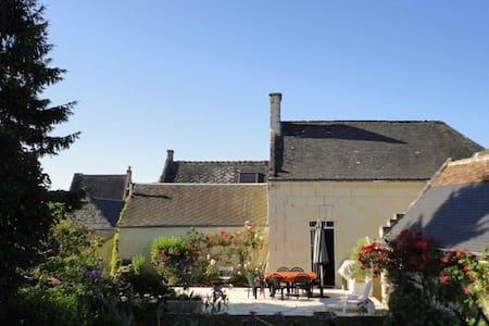 Maison de charme des bords de Loire - Rigny-Ussé