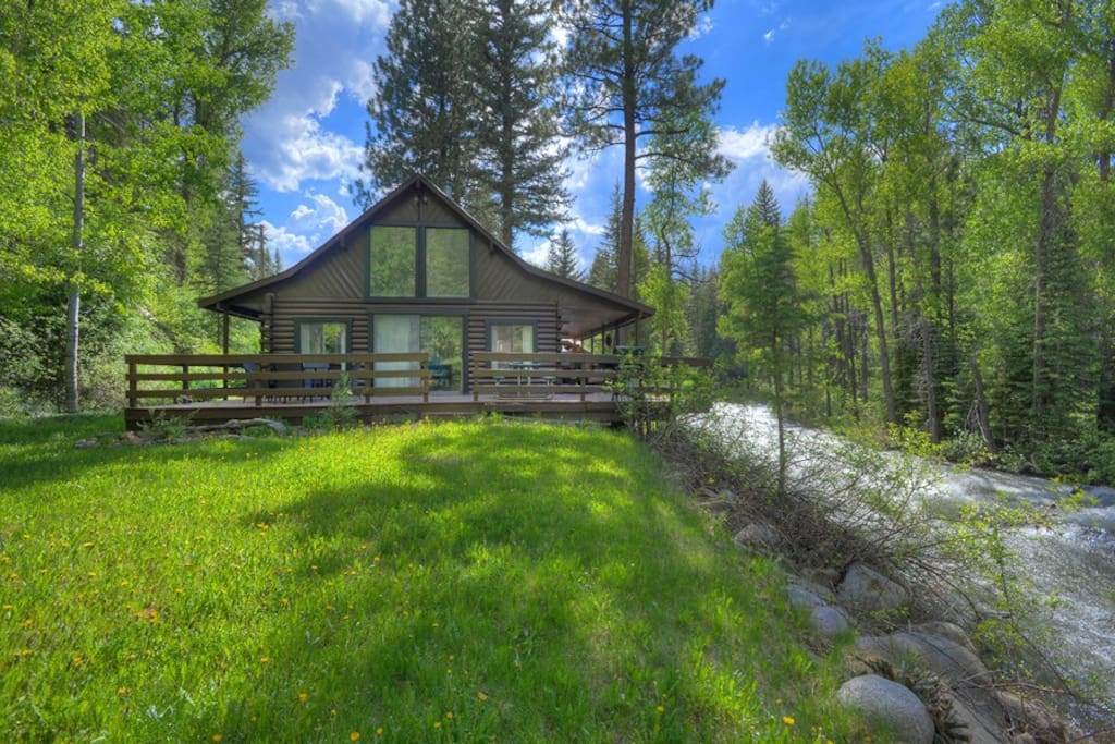 Hideaway River Cabin Cabins For Rent In Durango