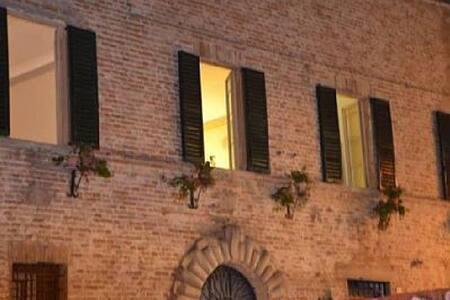 Casa entro le mura della Rocca - Mondavio