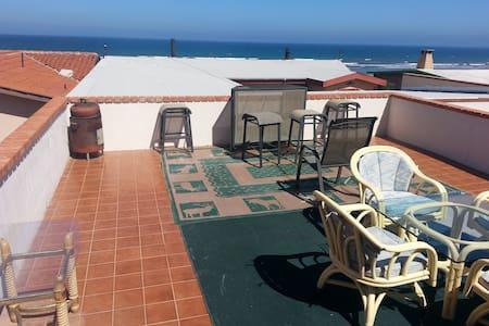 Dreamland garden by the sea - Ensenada - Casa