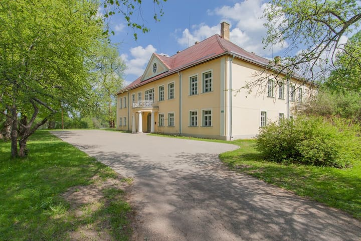 Apartment in a manor 35km from Riga - Mencendarbe - Annat