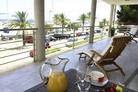 Duplex front sea high quality   - Apartemen