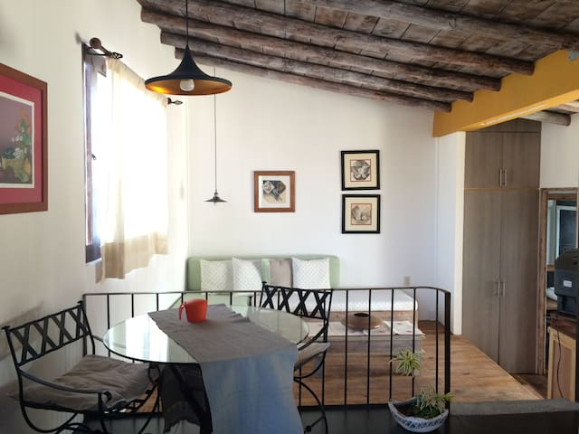 Spacious, cool and charming Loft - Del Periodista - Huoneisto