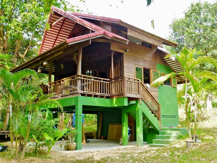 Wooden House/ Thai style