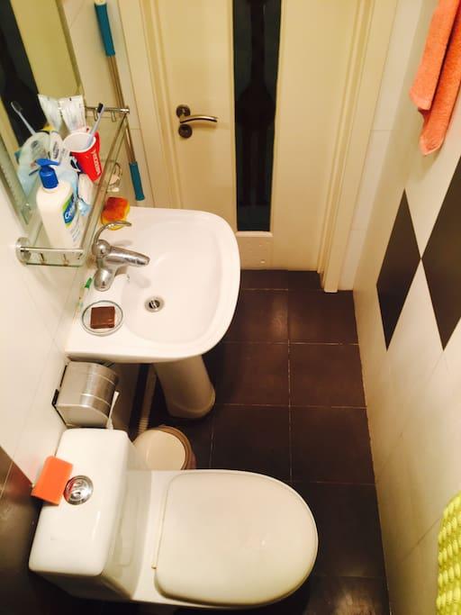 Bathroom/卫生间