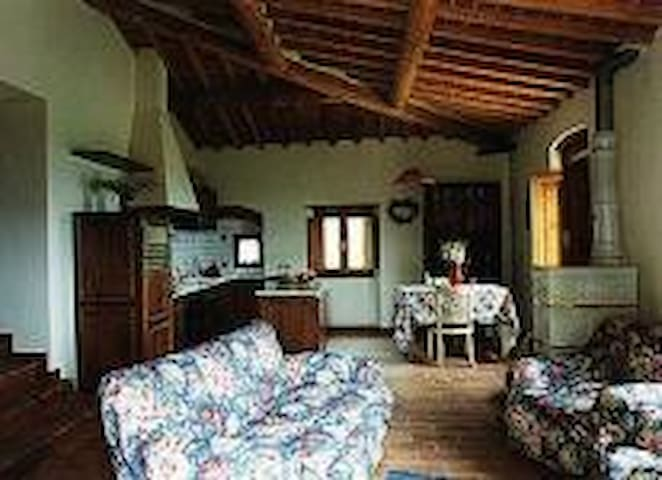 panoramic house on Florentine hills - Scandicci - Apartment