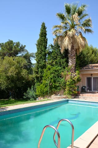 Peaceful apartment in Provence - Miramas - House