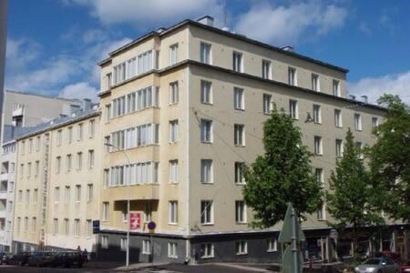 Rauhallinen yksiö keskustassa - Lahti - Huoneisto