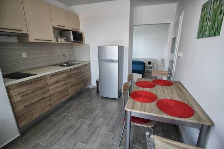 Villa Olympia - Champagne - Novalja - Apartment