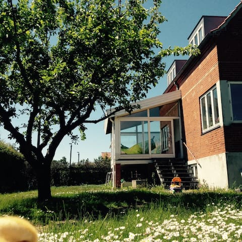 Large villa near city and beach - Copenhague - Villa