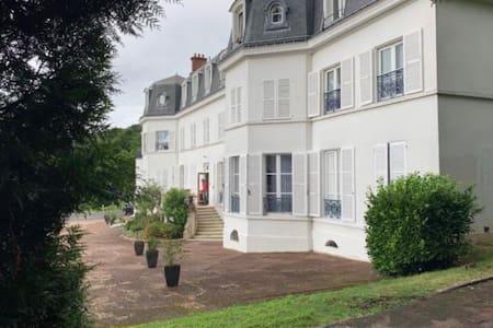 Château Renaissance à 25 min de Paris !