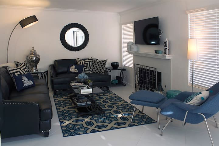 Designer Furnished with Resort Style Amenities