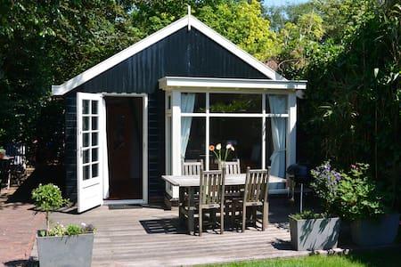 Charming cottage near A'dam & beach - Muiderberg