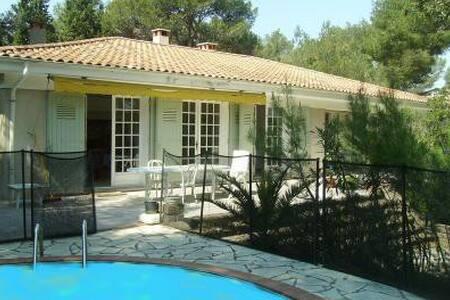 Chambres d'hôtes à proximité des criques - Fréjus