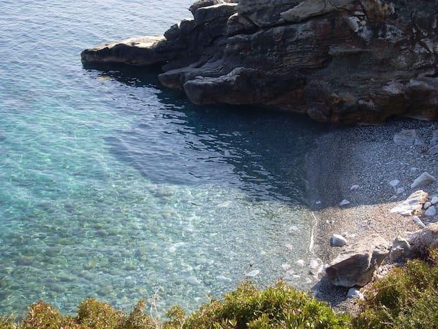 chalets entre mer et montagne 3 - sisco - Xalet
