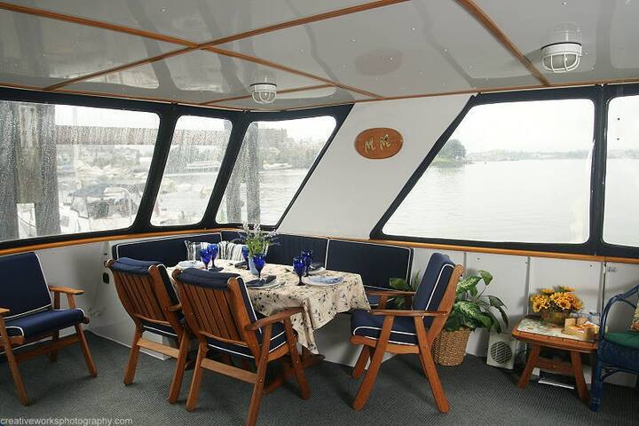 85' Yacht near SFO and Downtown San Francisco - Brisbane - House