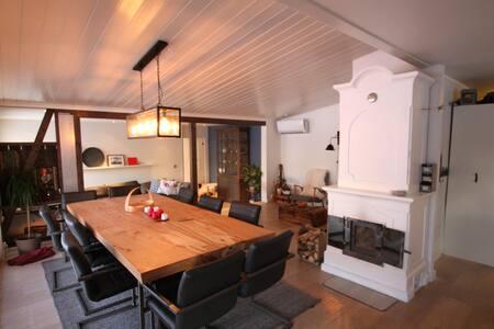 Hus og hage på Nordby, Vinterbro - Ås - Townhouse