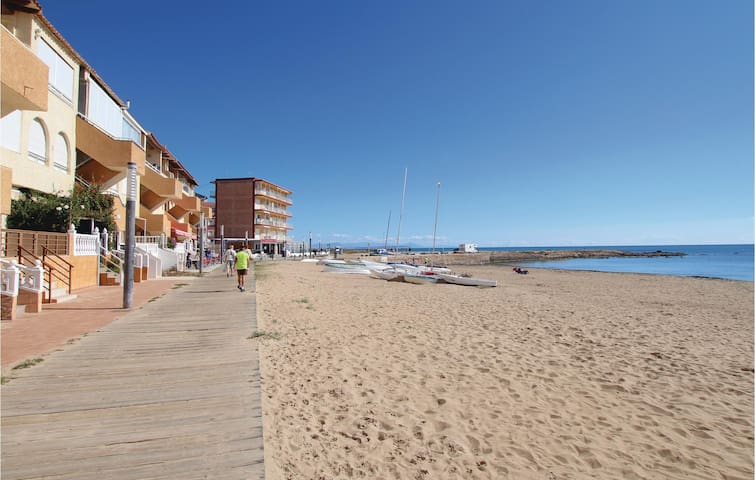 Holiday apartment with 2 bedrooms on 50m² in La Mata