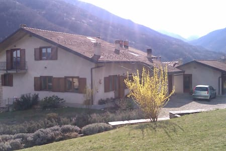 Beautiful room in the mountains 2b - Castelnuovo - Combalere - Casa