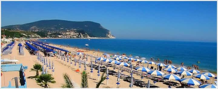 Marcelli Numana Villetta riva mare Riviera Conero