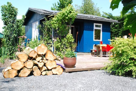 Cottage in country at waterfront - Kabin