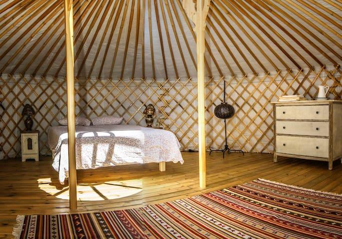 Charming Yurt in Caños de Meca - Vejer de La Frontera - Yurt