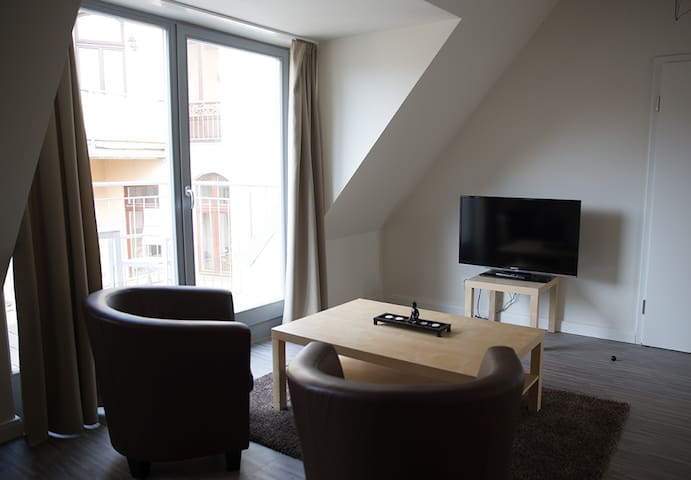 Luxus City Apartment Domblick 5