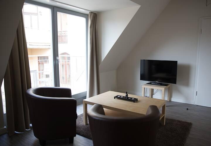 Luxus City Apartment Domblick 5
