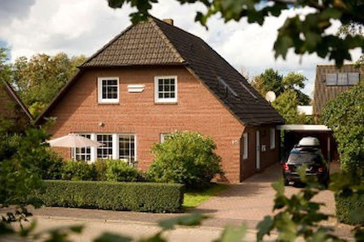 Haus Heide - Borkum - Wohnung
