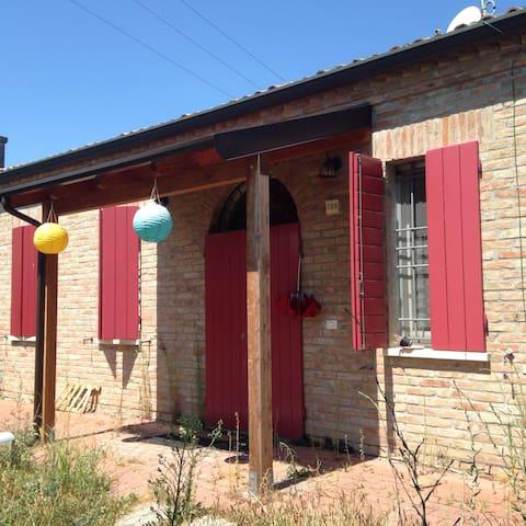 Casa accogliente in zona tranquilla - Boara - Rumah