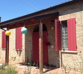 Casa accogliente in zona tranquilla - Boara