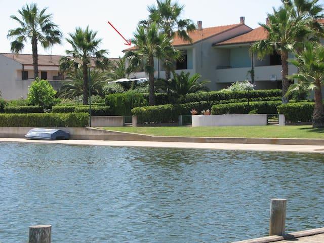 Villa con giardino e vista sul lago - Laghi