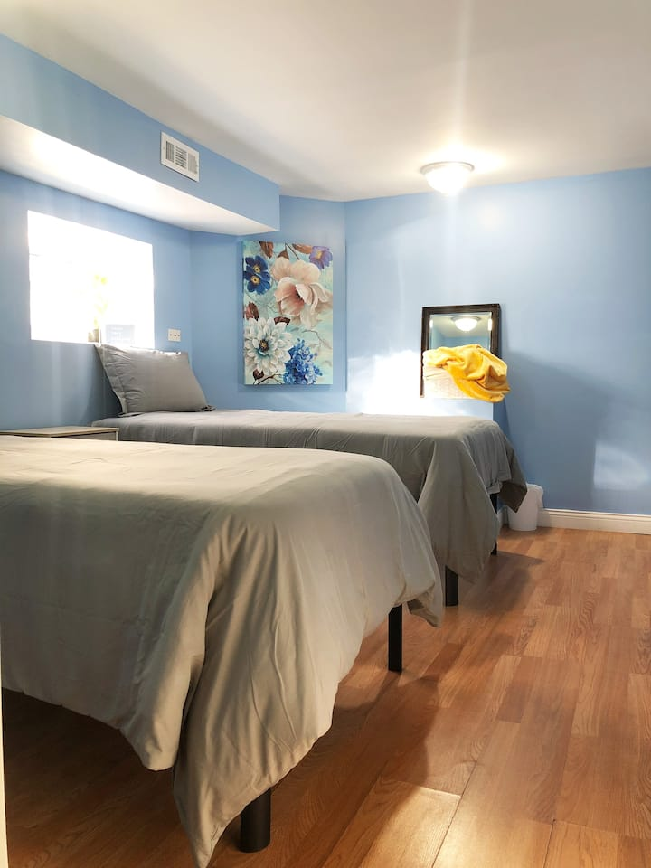 Your 2 Bedroom Home Away From Home
