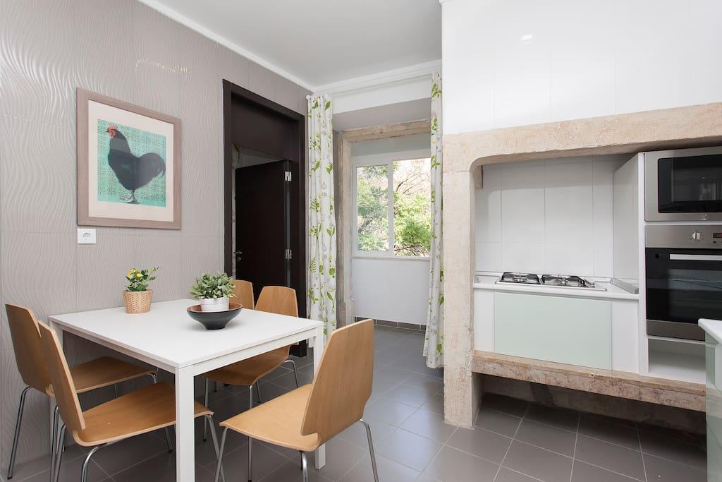 maison d h tes principe real 2 appartements louer lisbonne lisbonne portugal. Black Bedroom Furniture Sets. Home Design Ideas