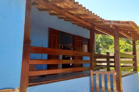 Casa da Rafa Pouso da Cajaiba