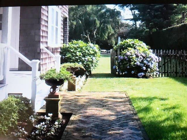 Charming, Classic East Hampton Village Home