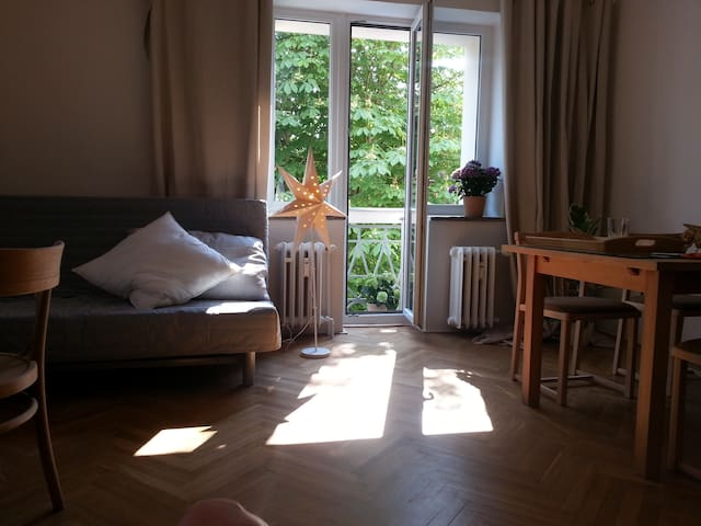 Apartment close to Prague Castle